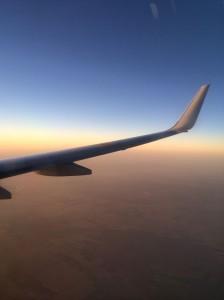 Anflug Adelaide